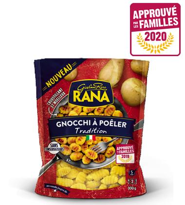 Gnocchi à poêler Tradition Giovanni Rana APLF 2020