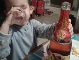 enfant test boisson kidibul APLF