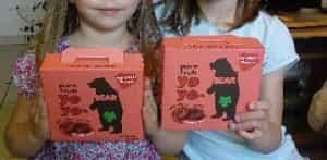 Enfants avis yoyos approuvé par les familles