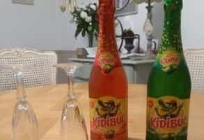 test approuvé par les famille boisson kidubul