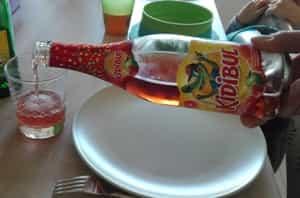test dégustation kidibul approuvé par les familles