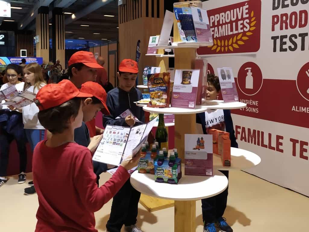 enfants stand APLF kidexpo 2019