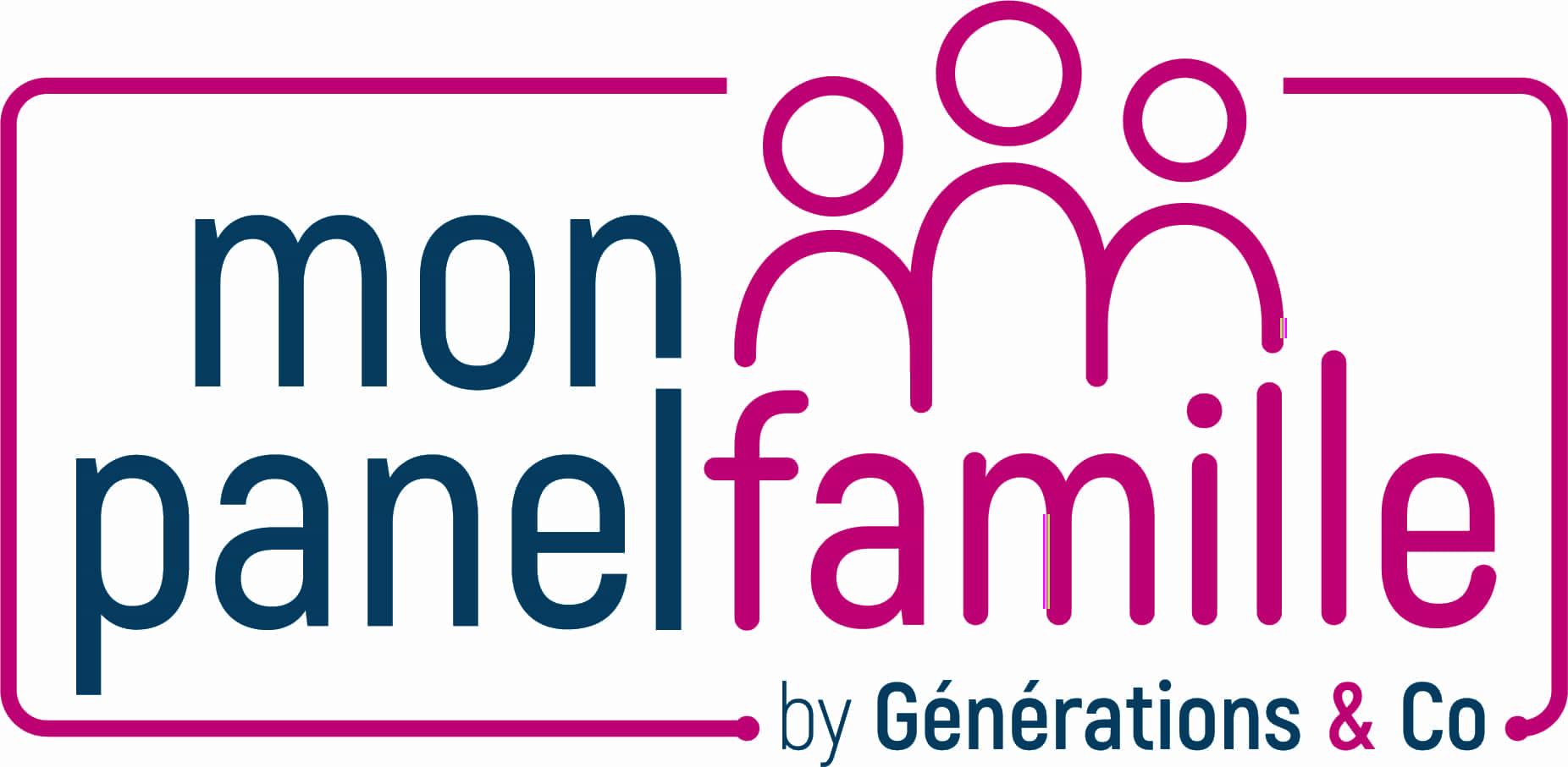 logo mon panel famille