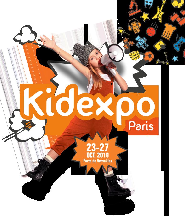 Logo Kidexpo Paris 2019