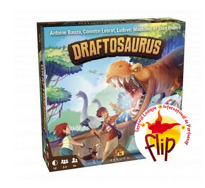 Draftosaurus FLIP