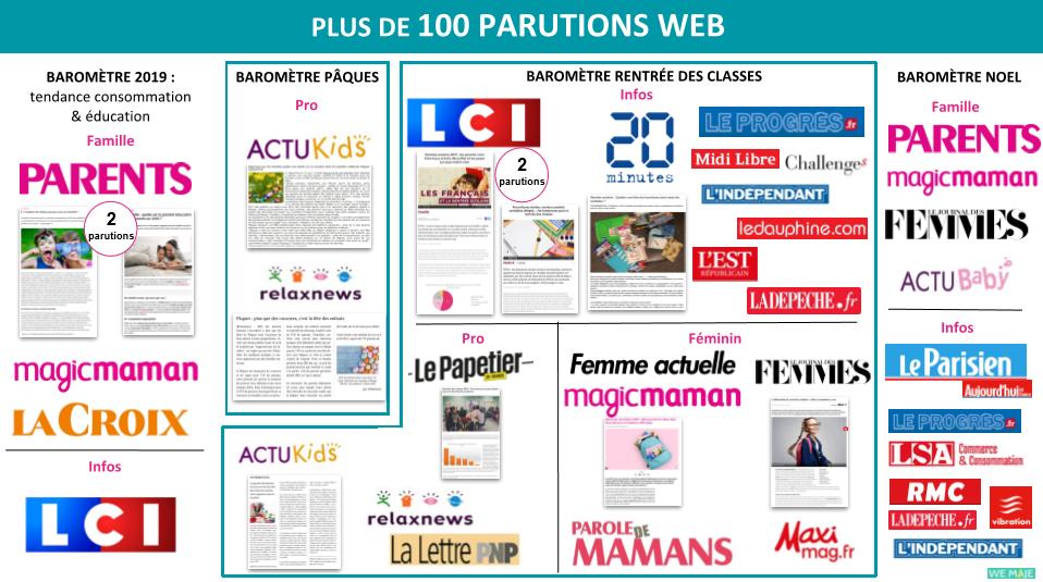 Parutions web APLF 2019