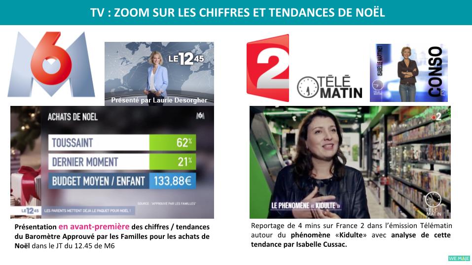 Retombées TV APLF 2019